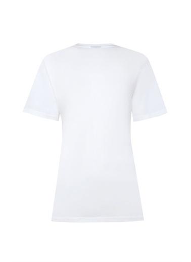 New Era Tişört Beyaz
